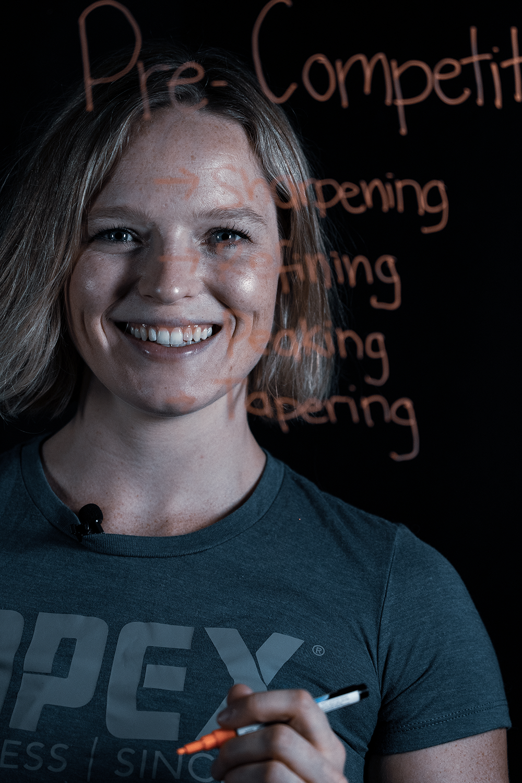 OPEX Instructor Georgia Smith