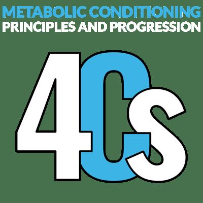 Program and Progress Metabolic coniditoning