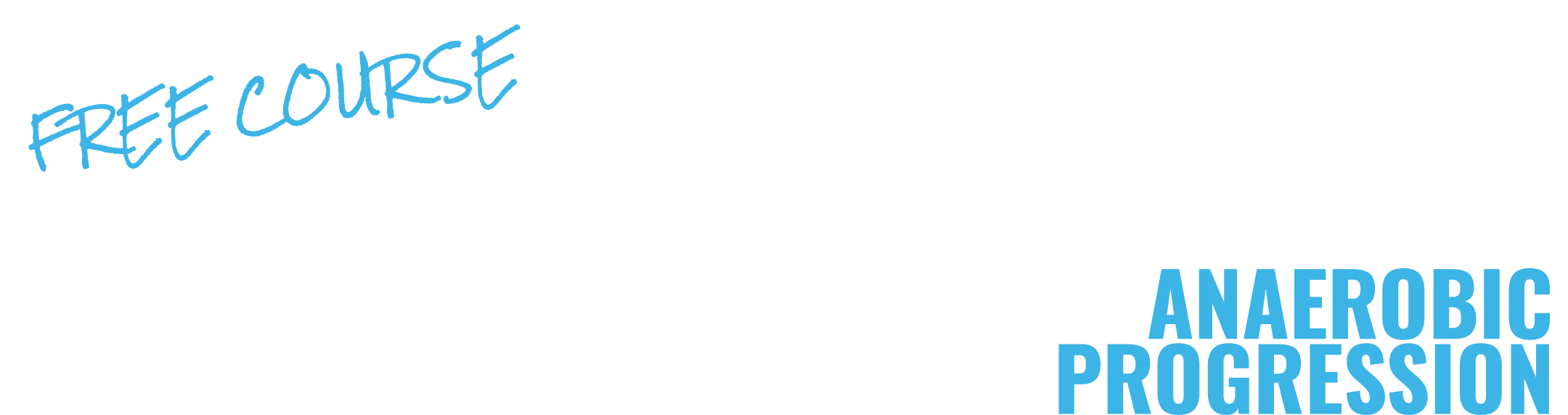 Programming Intensity with Anaerobic Progressions