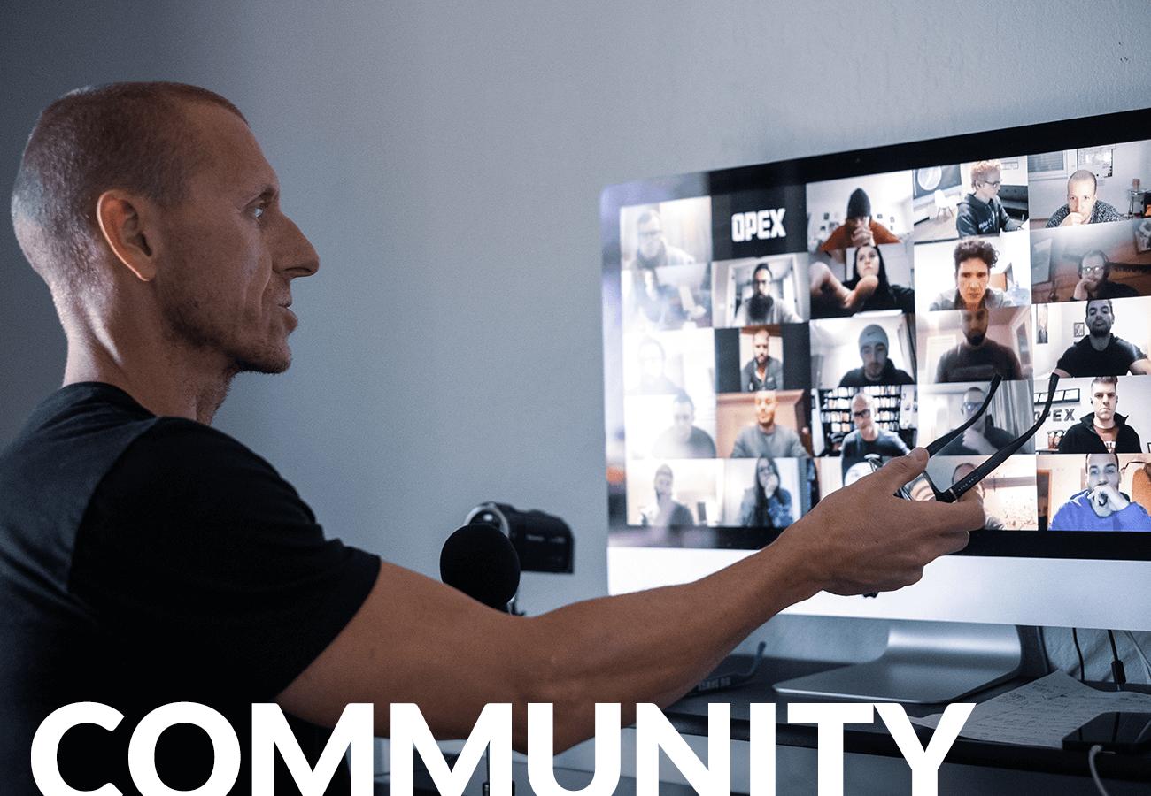 Fifth Pillar: Community