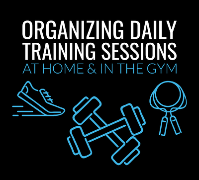 How to organize daily training sessions - concurrent training course