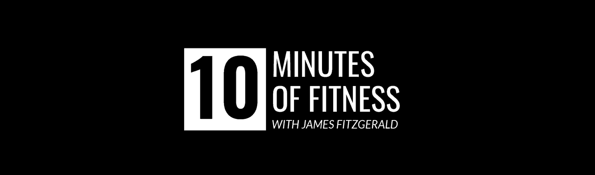 10 minutes of fitness with James FitzGerald, Lean Mass is misunderstood