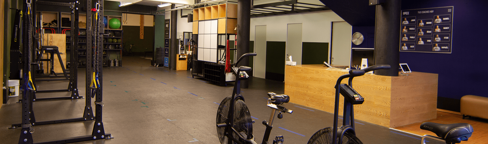 OPEX Condesa and the gyms license program