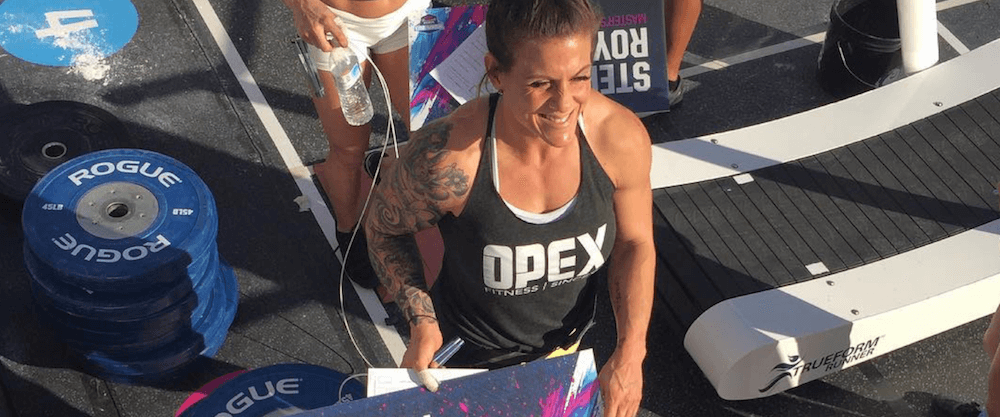 Corrin Lemieux: CrossFit Masters Athlete and Certified Badass