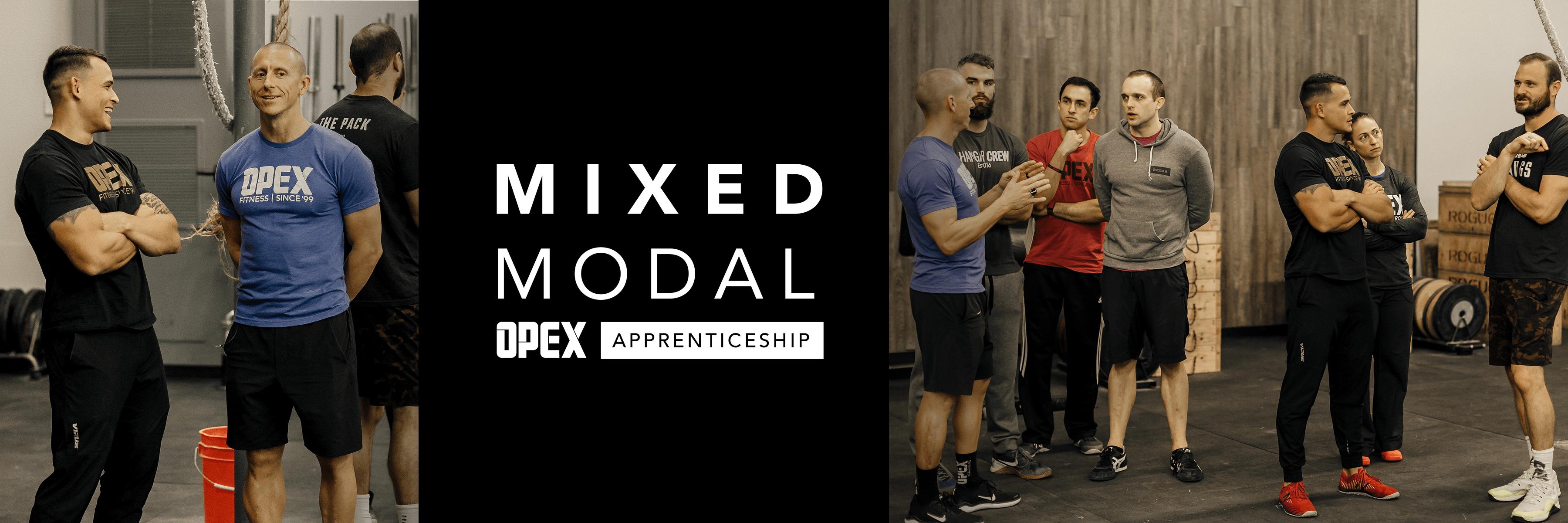 Mixed Modal Apprenticeship