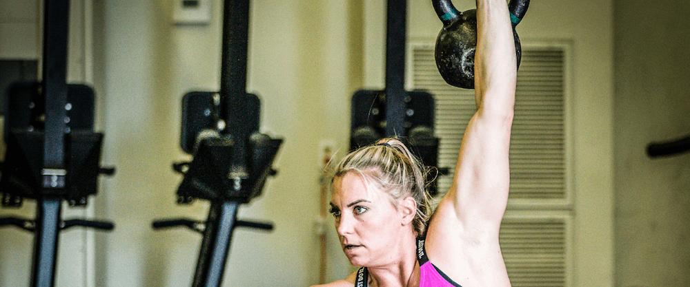 Tennil is preparing for the CrossFit Regionals