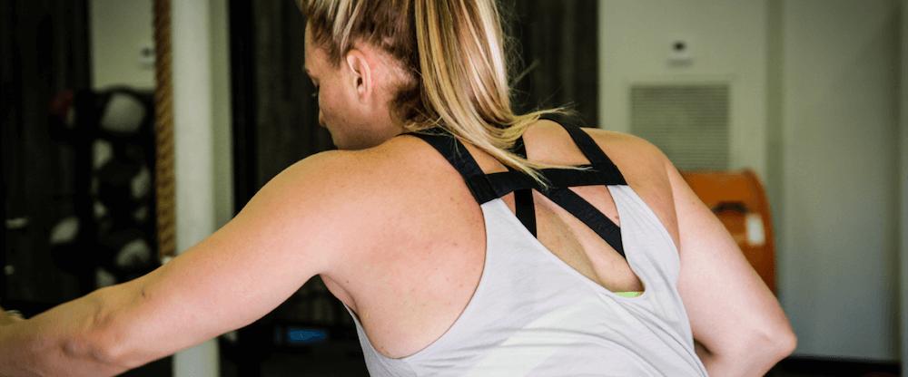 Tennil Reed Preparing for the CrossFit® Regionals