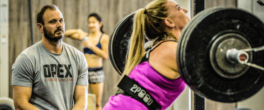 Tennil Reed is preparing for the CrossFit Regionals and looks to get her title back
