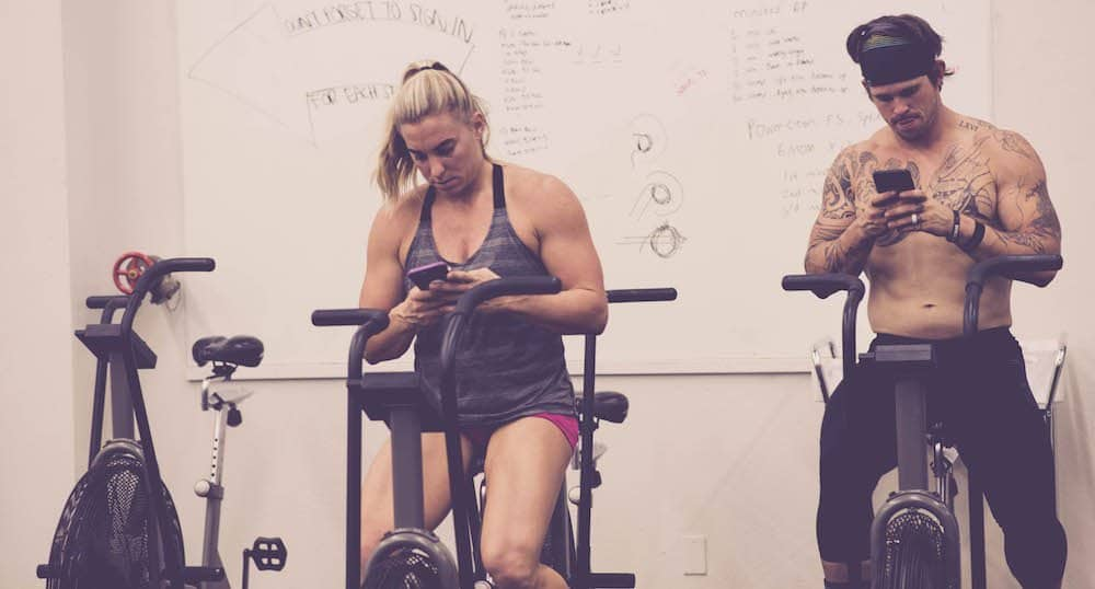 Tennil Reed is preparing to crush the CrossFit Open 18.2