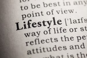 Lifestyle also effects Nutrition