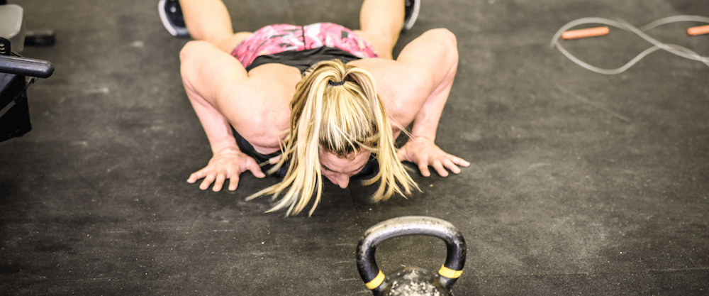 Tennil Reed is currently training to get back to the CrossFIt Games. What are yours goals?