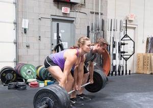 training a weakness
