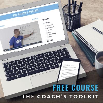 Coach's Toolkit