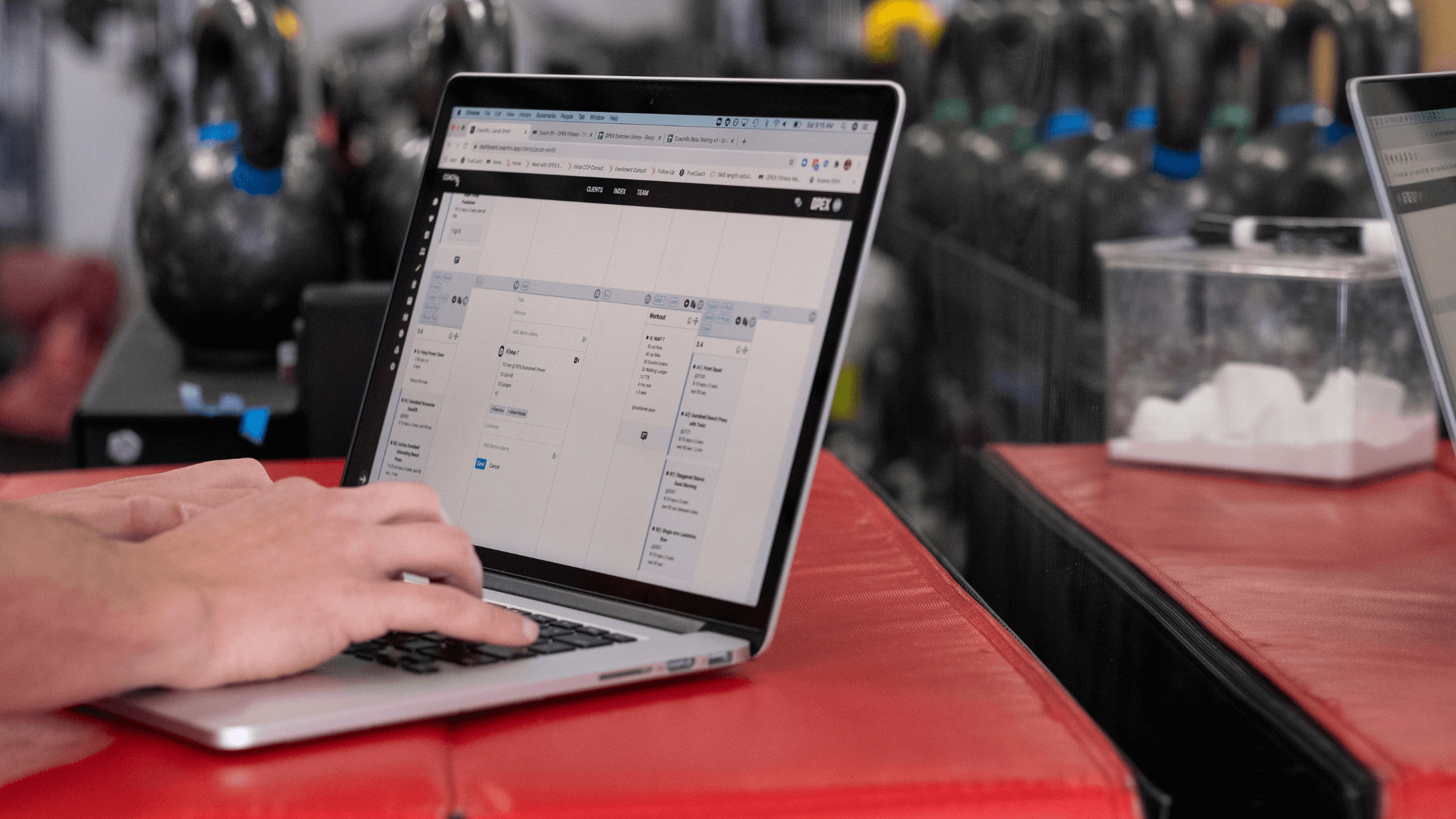 CoachRx is Live to Help Save you Time and Make you a More Efficient Coach