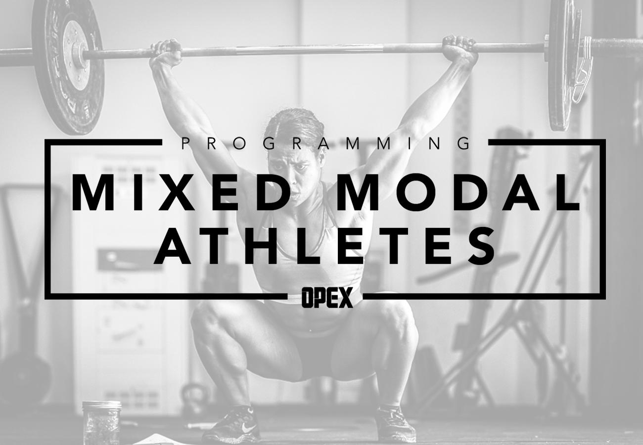 Programming: Mixed Modal Athletes Logo