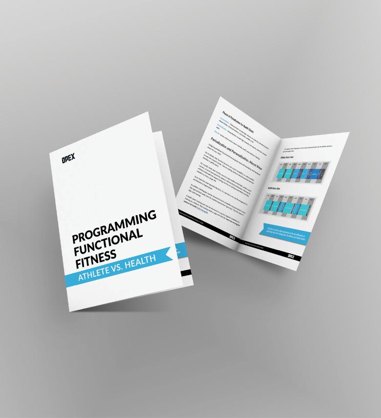 Functional Fitness Program Design Guide