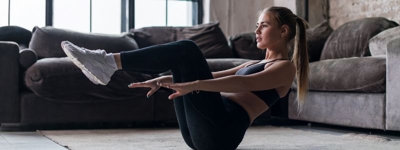How to Create At-Home Workouts Without Weights