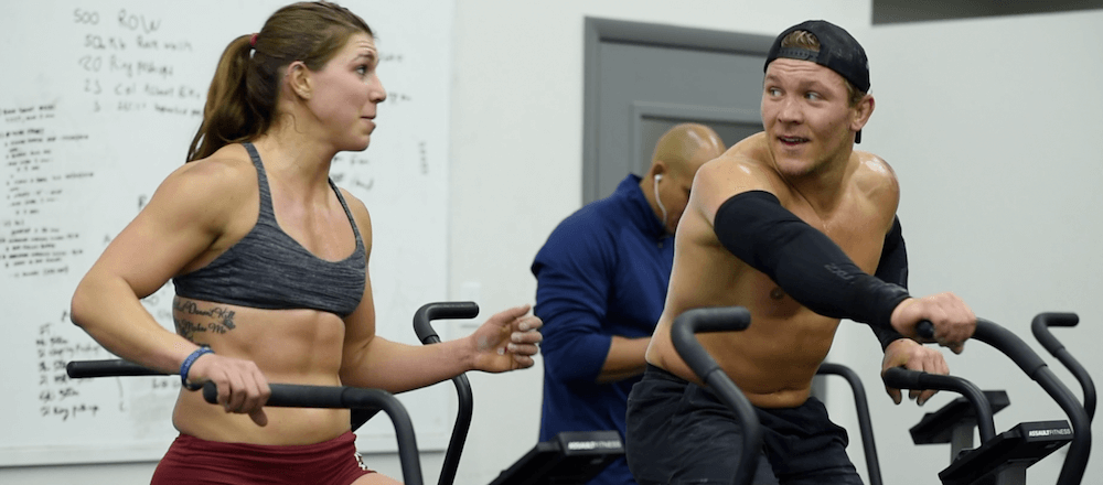 The Long Warm-up You'll Need for CrossFit Open Workout 18.2