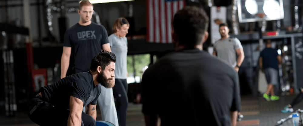 How Does an OPEX Gym Work with its Clients?