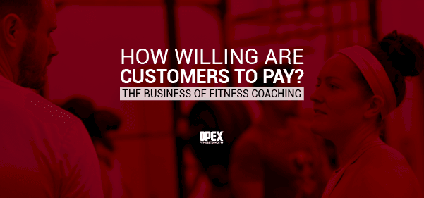 How Willing are Customers to Pay?