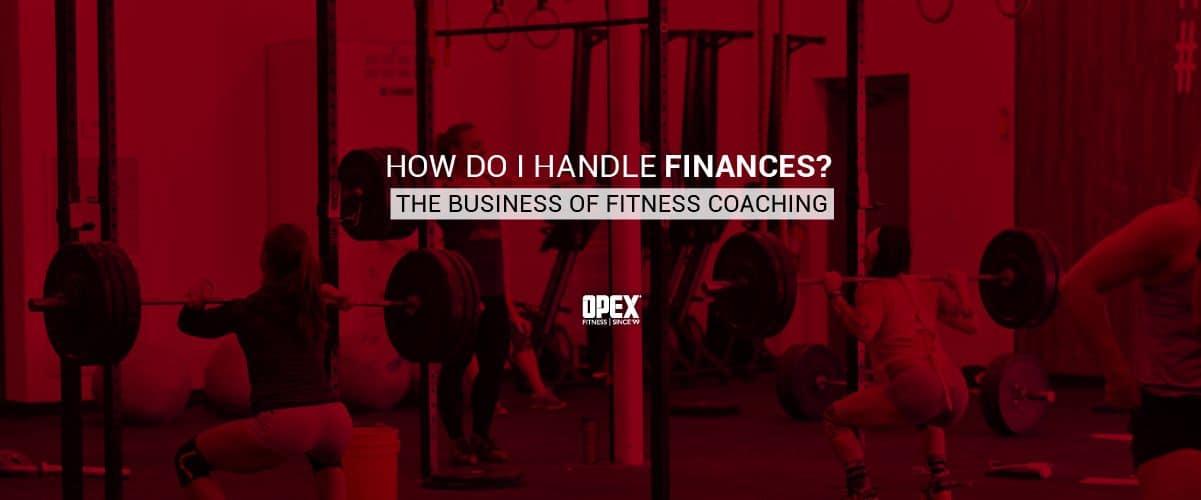 How Do I Handle My Gym's Finances?