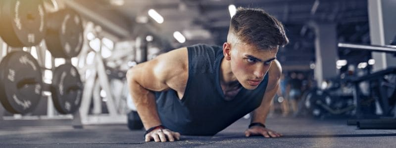 How to Design a Bodyweight Chest Workout