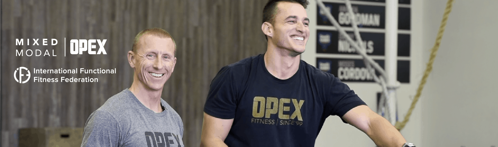 OPEX Fitness Charitably Partners With IF3
