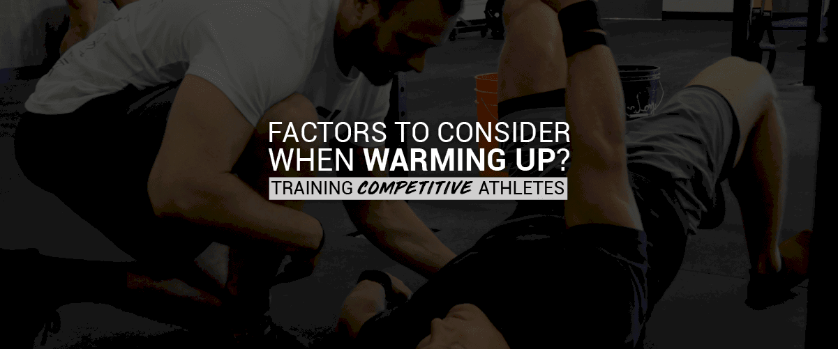 What's the Most Effective way to Warm-Up?