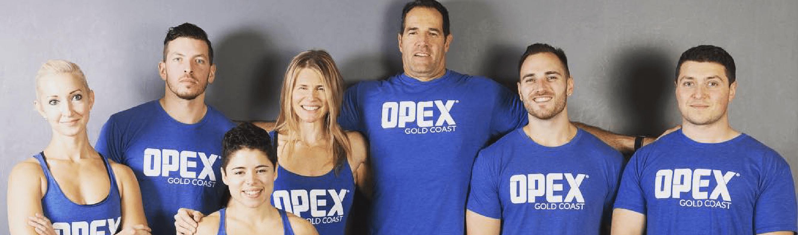 Jim and Julie Migliaccio of OPEX Gold Coast