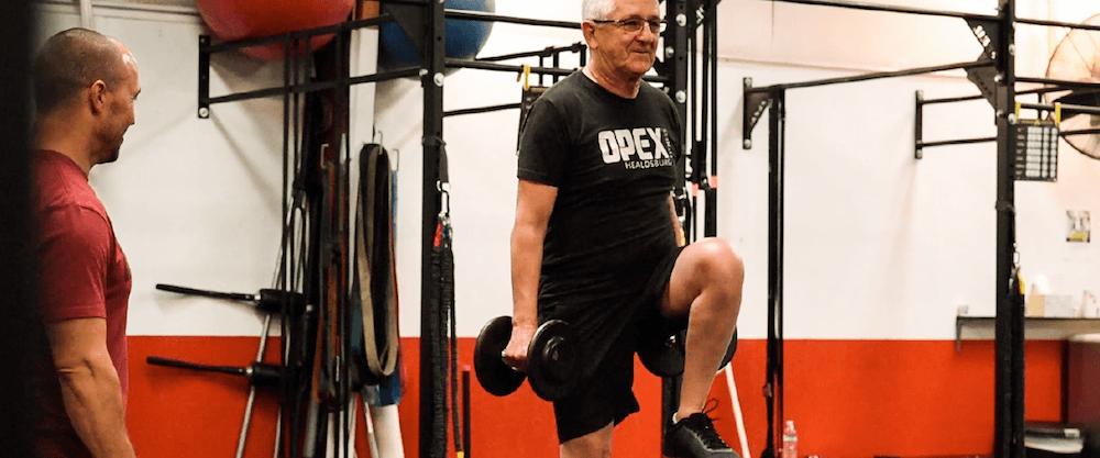 OPEX CCP Coach Sean Jones Opens OPEX Healdsburg Gym