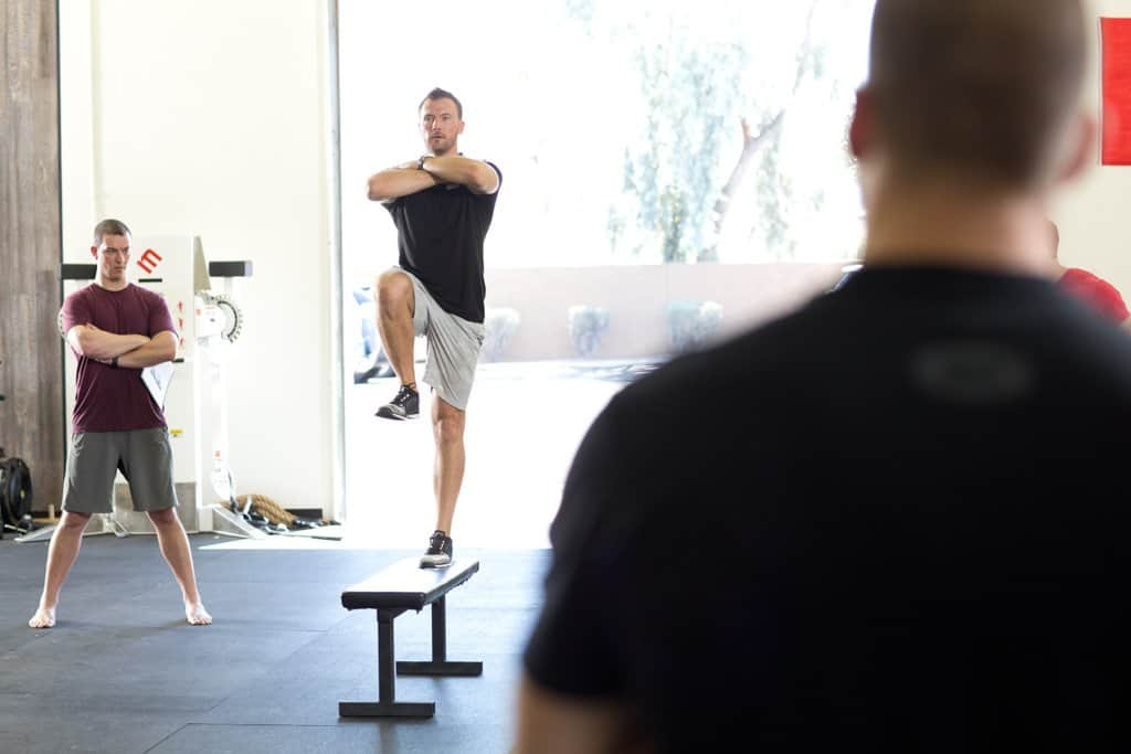 How to Assess The Step Up & Movement Analysis