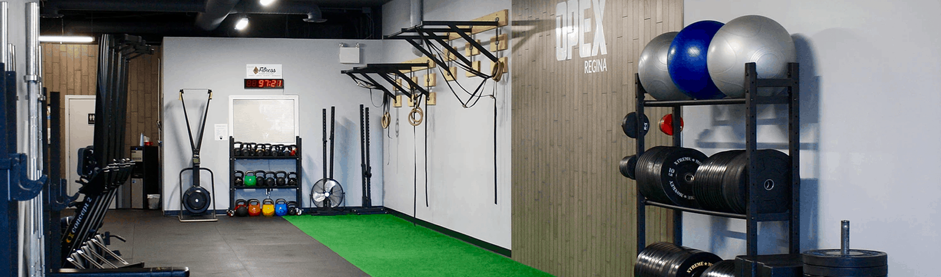 OPEX Regina: A Thriving Personalized Fitness Facility