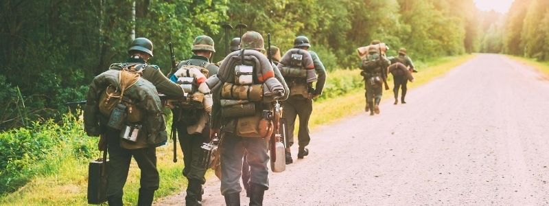 Ruck Training Plan: How to Prepare for Your March