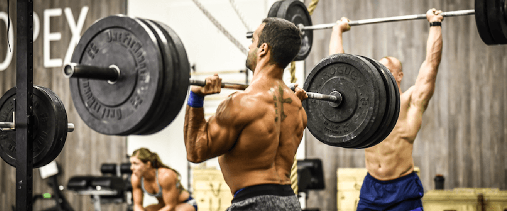 The Factors of Success in Competitive CrossFit