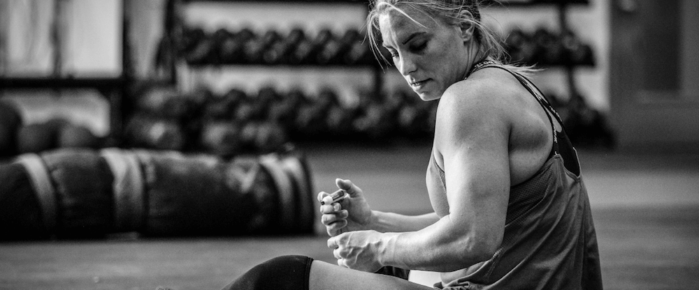 Tennil Reed's CrossFit Games Training Saturday May 12, 2018