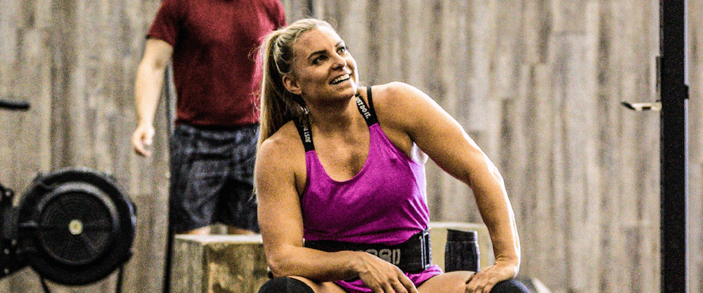 Tennil Reed's CrossFit Games Training Wednesday May 16, 2018