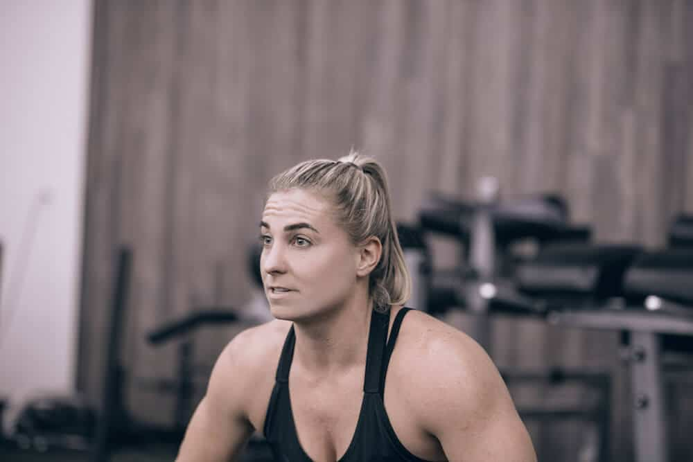 Tennil Reed's Training For the CrossFit Games: March 10th 2018