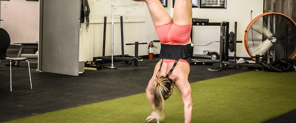 Tennil Reed's CrossFit Games Training Thursday March 29, 2018
