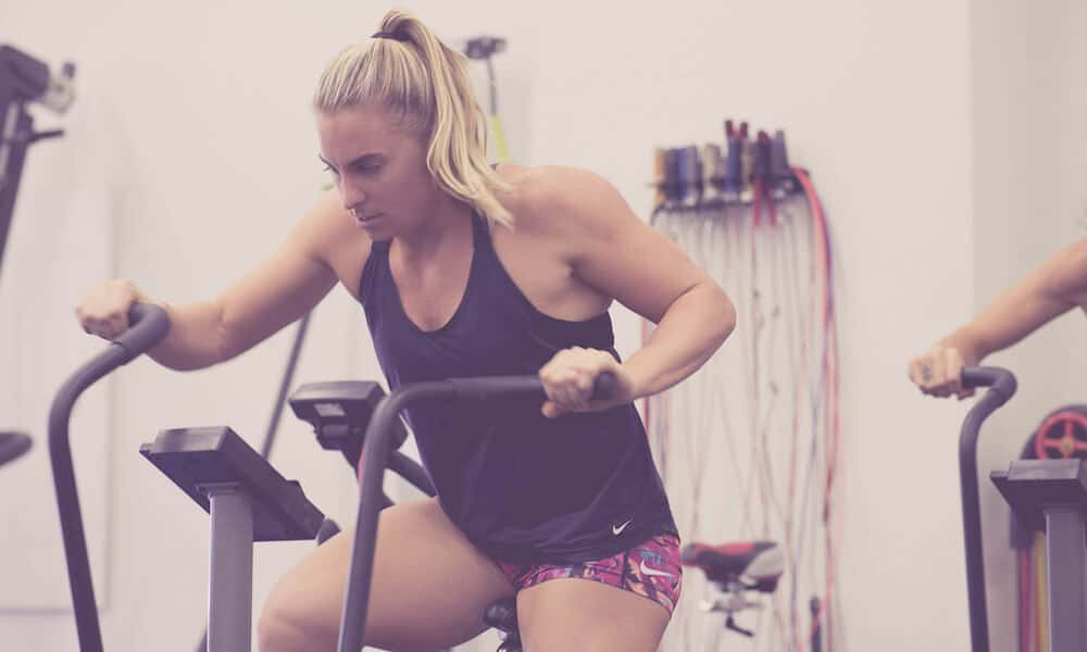 Tennil Reed's Training For the CrossFit Games: March 4th 2018