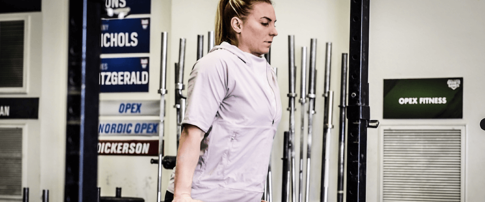 Tennil Reed's Training For the CrossFit Games: March 13th 2018