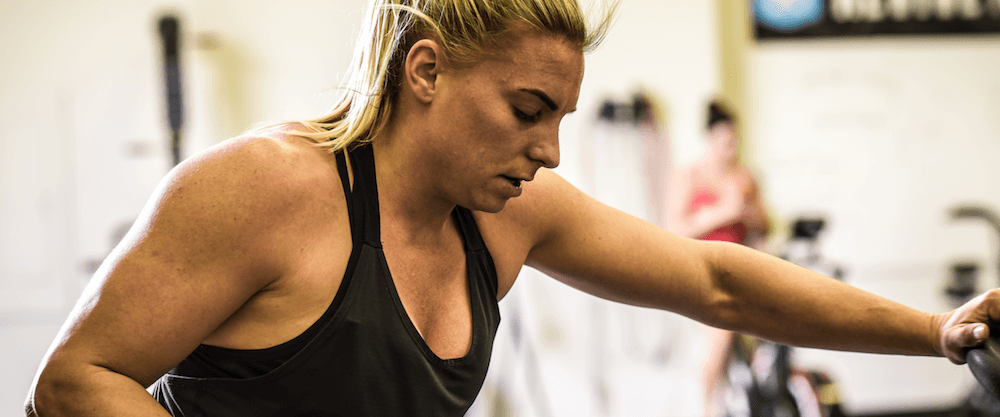 Tennil Reed's Training for the CrossFit Games March 15th, 2018