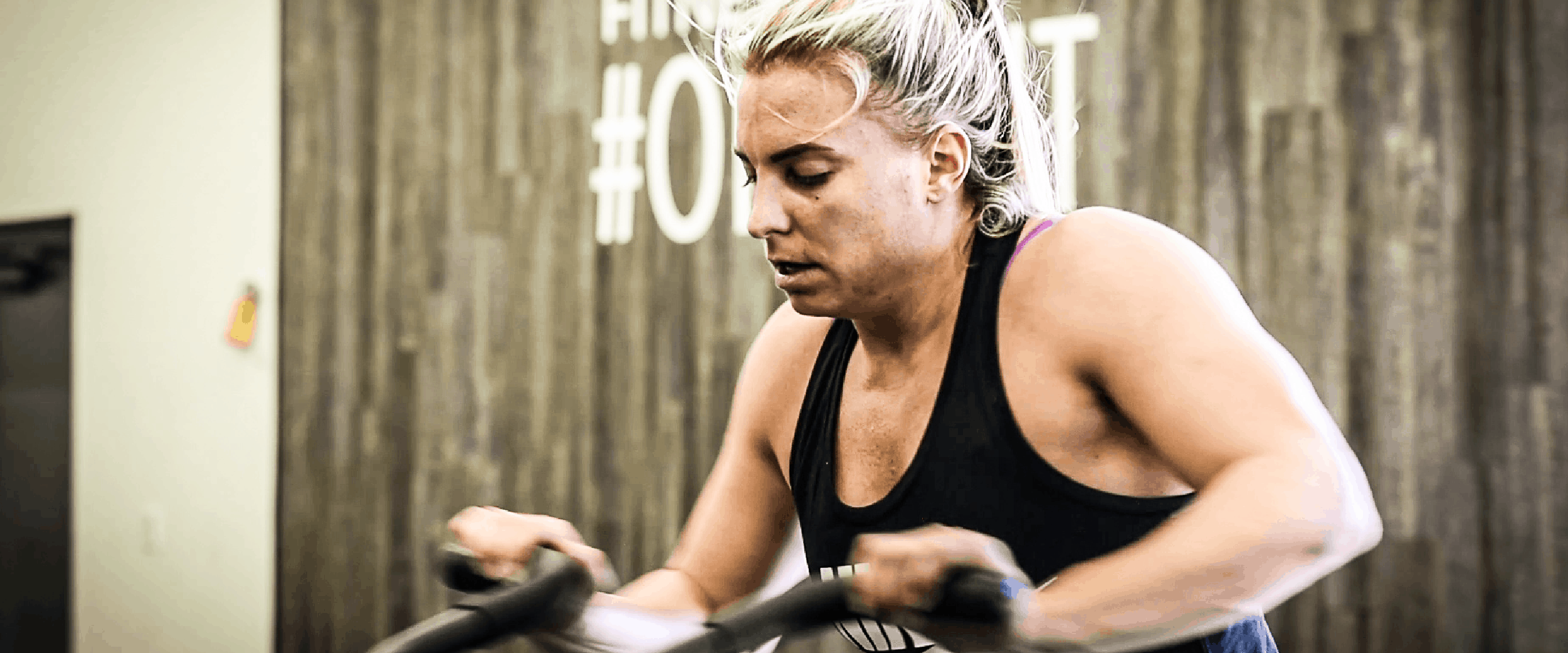 Tennil Reed's CrossFit Games Training March 19th, 2018