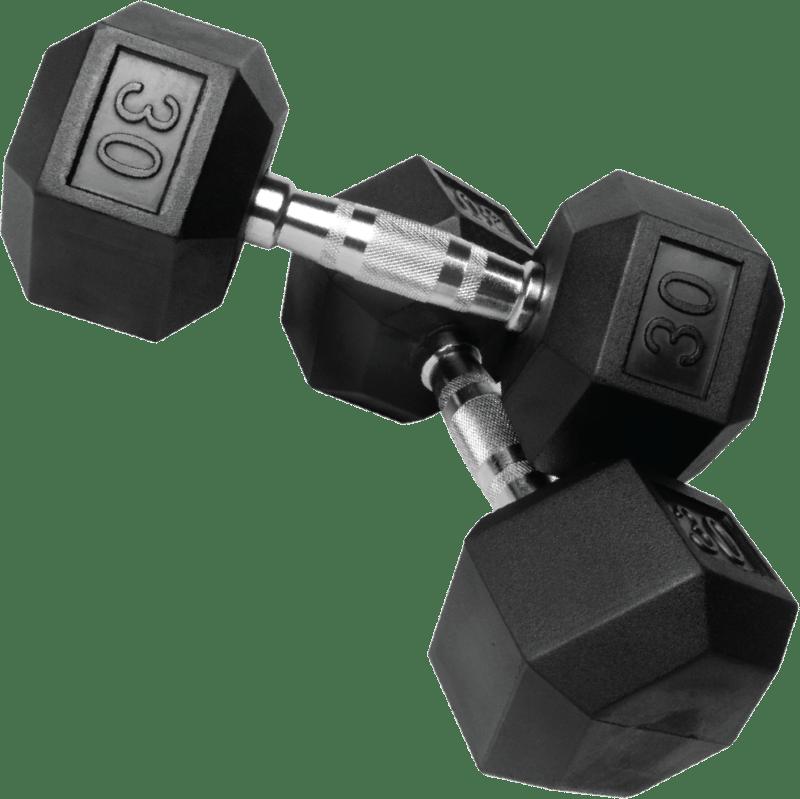 Dumbbells in the CrossFit Open