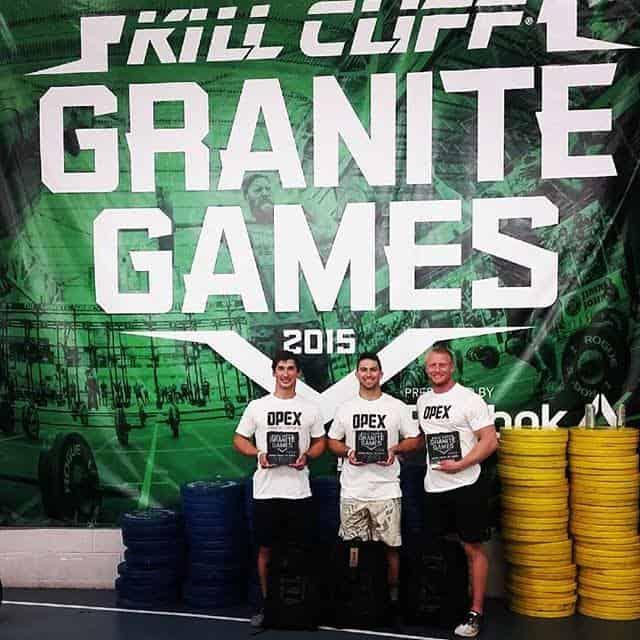 OPEX At The Granite Games