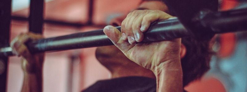 How to Do a Pull-Up and Two Progressions