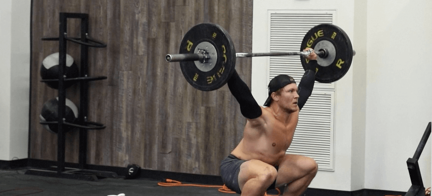 The Overhead Squat in CrossFit Open Workout 18.3