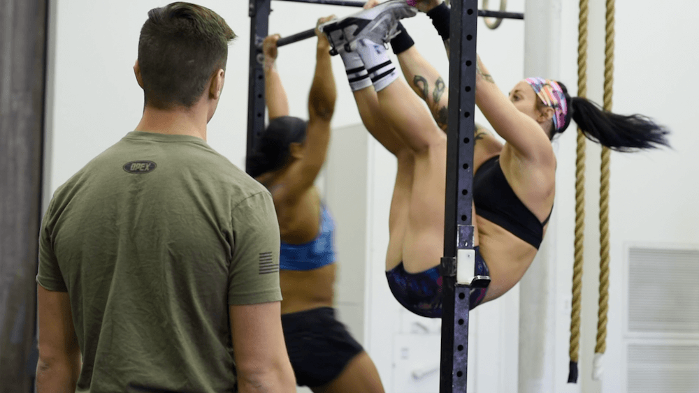 Re-doing CrossFit Open Workout 18.2? You MUST Cool Down First