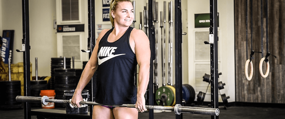 Tennil Reed's Training for the CrossFit Games March 17th, 2018