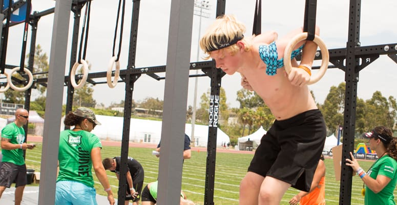 Photo Courtesy of CrossFit Games Media