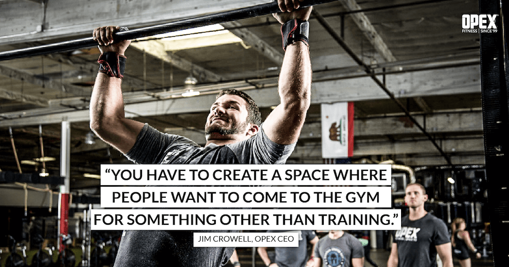 How to Build Community in a Gym